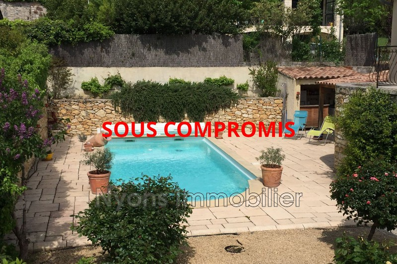 Photo Villa Nyons   achat villa  3 chambres   88m²