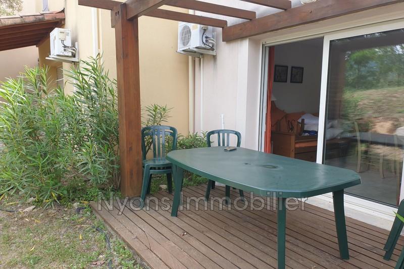 Photo Villa Nyons   achat villa  3 chambres   52m²
