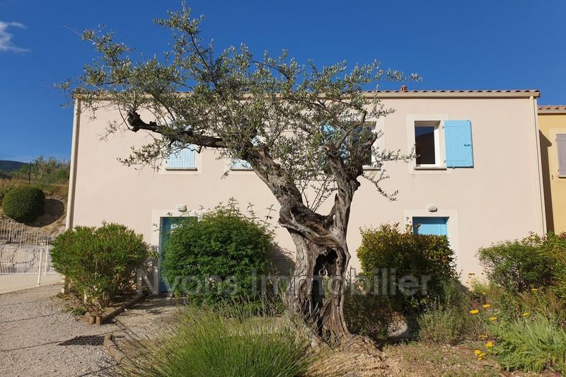 Photo Villa Nyons   achat villa  3 chambres   55m²