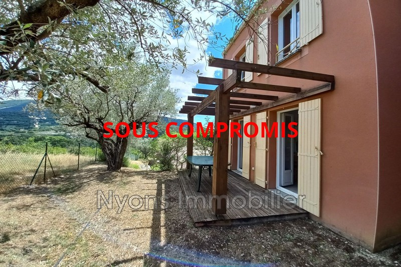 Photo Villa Nyons   achat villa  2 chambres   41m²