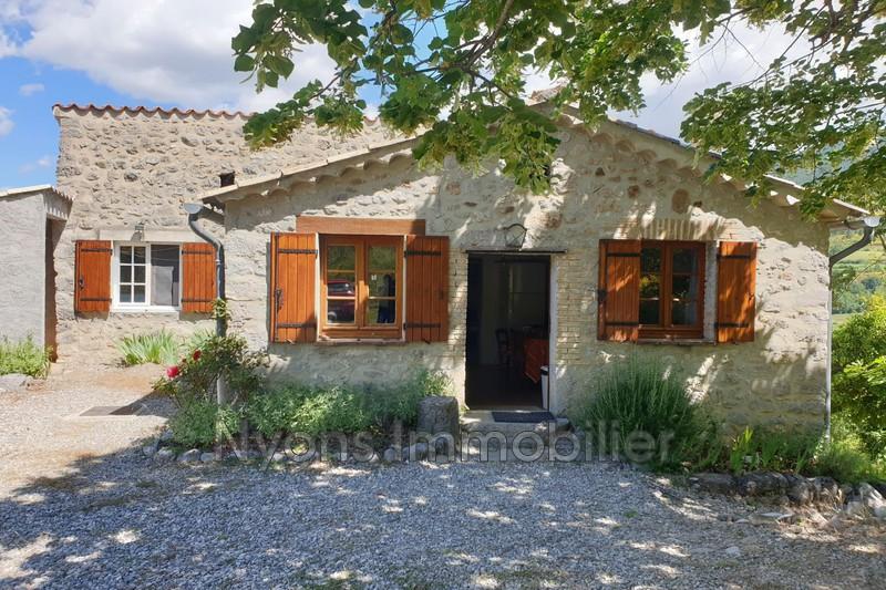 Photo Mas La Motte-Chalancon   achat mas  3 chambres   90m²