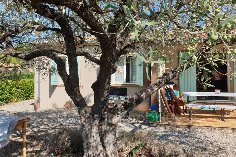 Photo Villa Nyons   achat villa  3 chambres   97m²