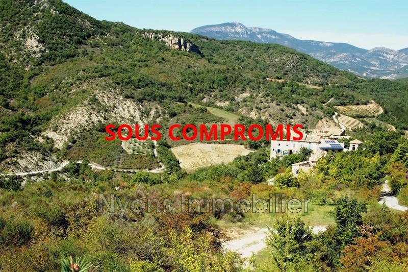 Photo Terrain constructible Montaulieu   achat terrain constructible   3514m²