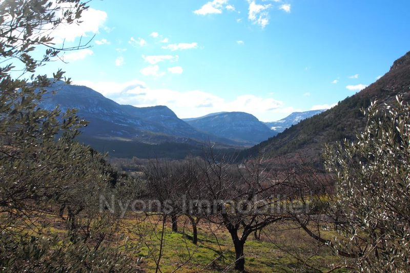 Photo Land Région La Motte Chalancon   to buy land   2914 m²