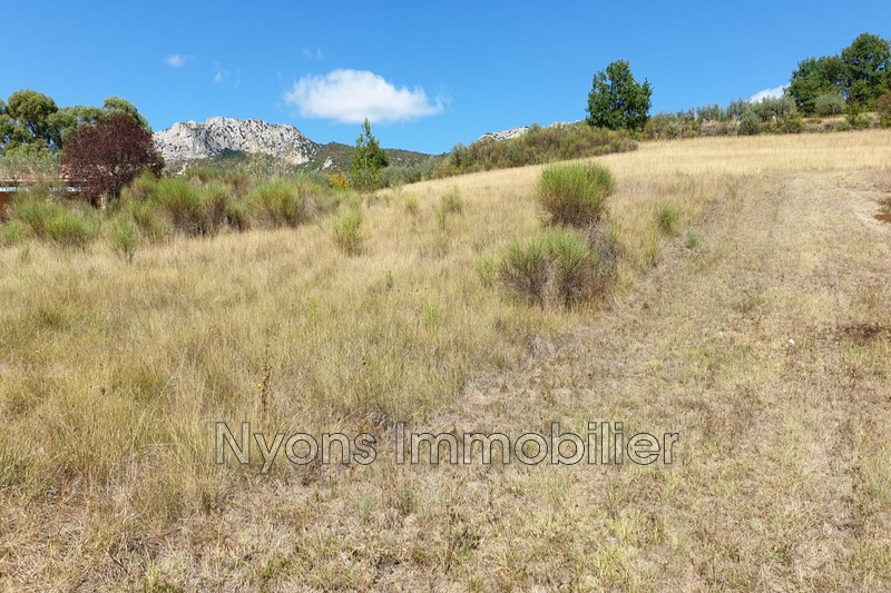 Photo Terrain constructible Buis-les-Baronnies   achat terrain constructible   1504 m²