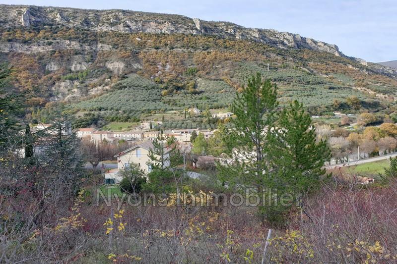 Photo Terrain constructible Sahune   achat terrain constructible   1330m²