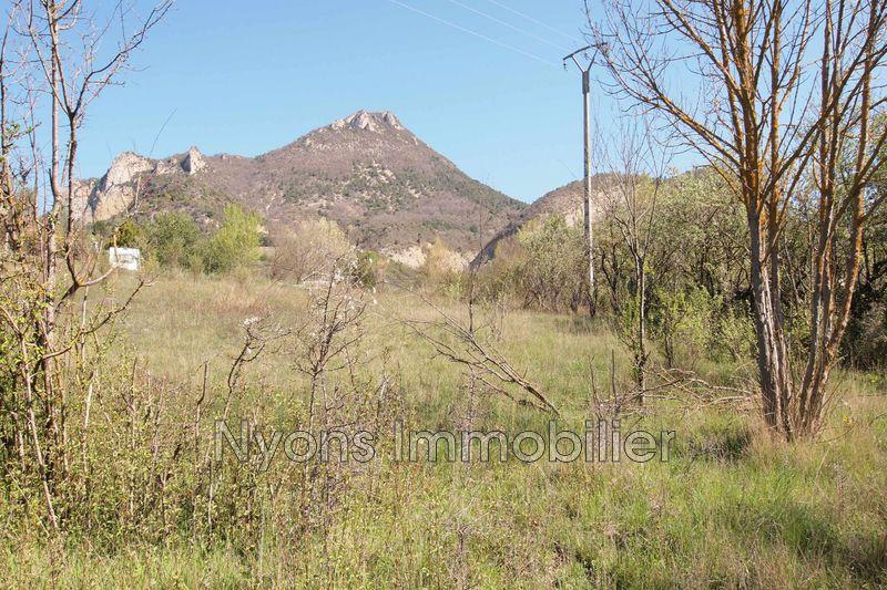 Photo Terrain à bâtir Drôme Provençale   achat terrain à bâtir   2520m²