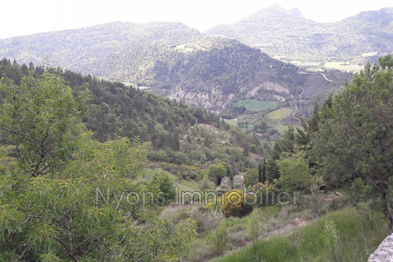 Photo Terrain Sainte-Jalle   achat terrain   1208 m²