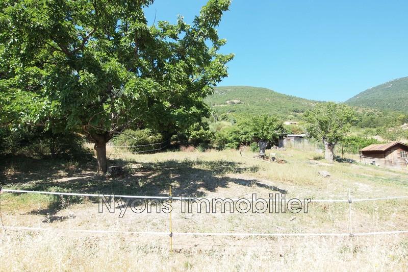 Photo Terrain à bâtir Sainte-Jalle   achat terrain à bâtir   1046m²