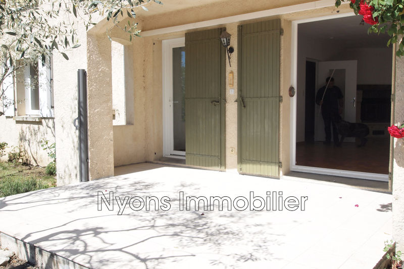 Photo Apartment Nyons   to buy apartment  3 rooms   78 m²