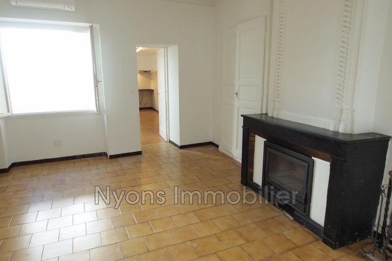 Photo Apartment Nyons Centre-ville,   to buy apartment  3 rooms   76 m²