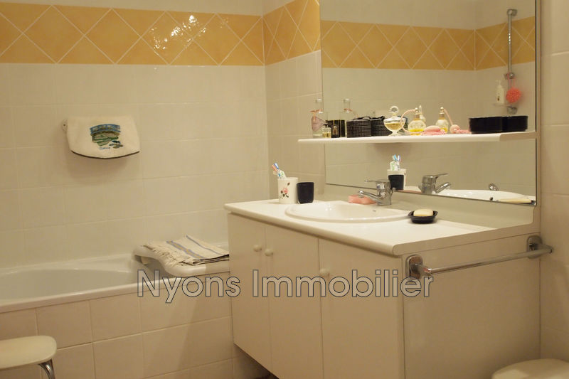 Photo n°12 - Vente appartement Nyons 26110 - 242 000 €