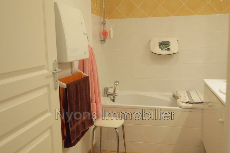 Photo n°11 - Vente appartement Nyons 26110 - 242 000 €