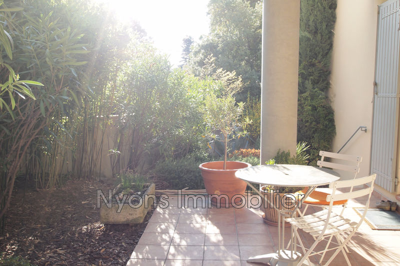Photo n°2 - Vente appartement Nyons 26110 - 242 000 €
