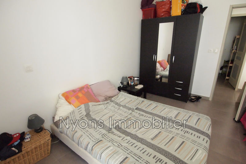 Photo n°7 - Vente appartement Nyons 26110 - 158 000 €