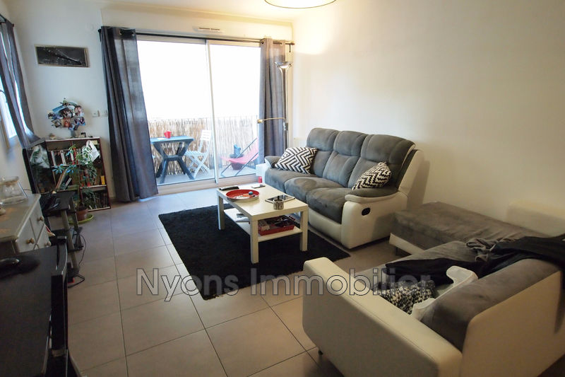 Photo n°2 - Vente appartement Nyons 26110 - 158 000 €