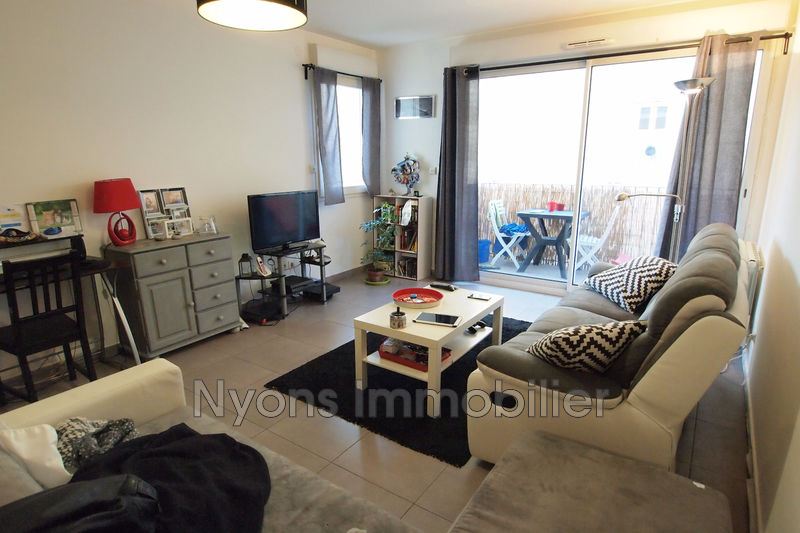 Photo Appartement Nyons   achat appartement  2 pièces   56 m²