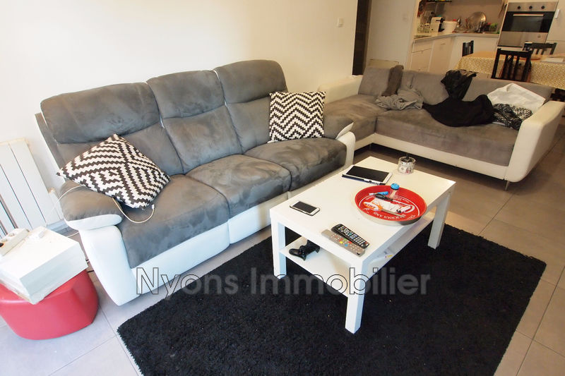 Photo n°10 - Vente appartement Nyons 26110 - 158 000 €
