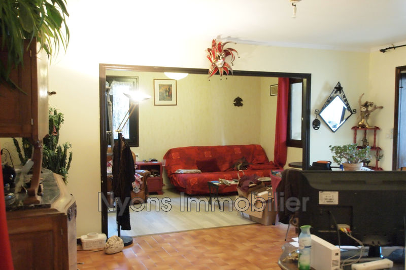 Photo Appartement Nyons   achat appartement  2 pièces   52 m²