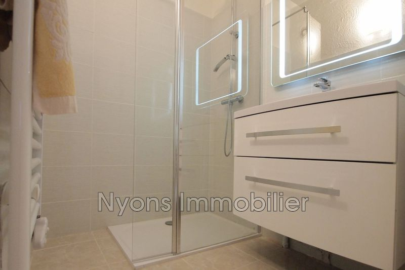 Photo Apartment Nyons   to buy apartment  2 rooms   49 m²