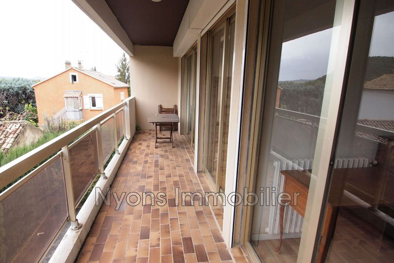 Photo Apartment Nyons   to buy apartment  2 rooms   47 m²