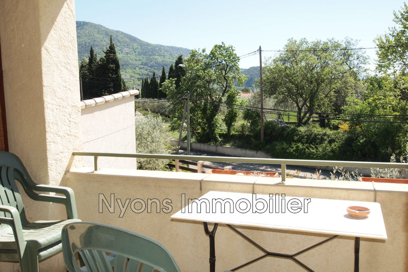 Photo n°2 - Vente appartement Nyons 26110 - 179 000 €