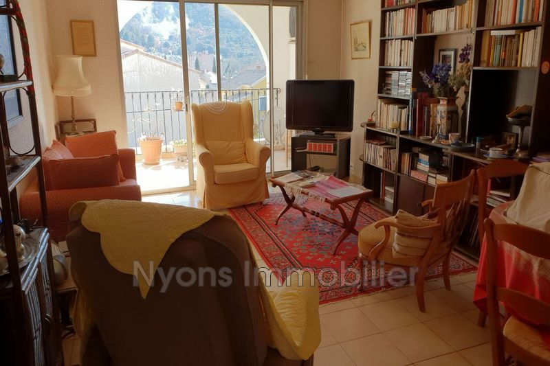 Photo Apartment Nyons   to buy apartment  2 rooms   61 m²