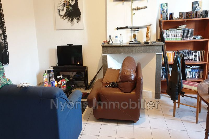 Photo Apartment Nyons   to buy apartment  3 rooms   86 m²