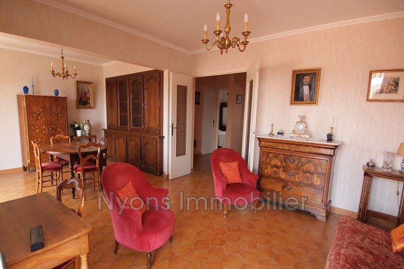 Photo Apartment Nyons   to buy apartment  3 rooms   65 m²