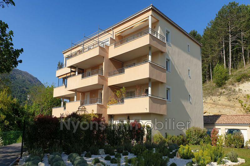 Photo Appartement Dieulefit   achat appartement  3 pièces   71m²