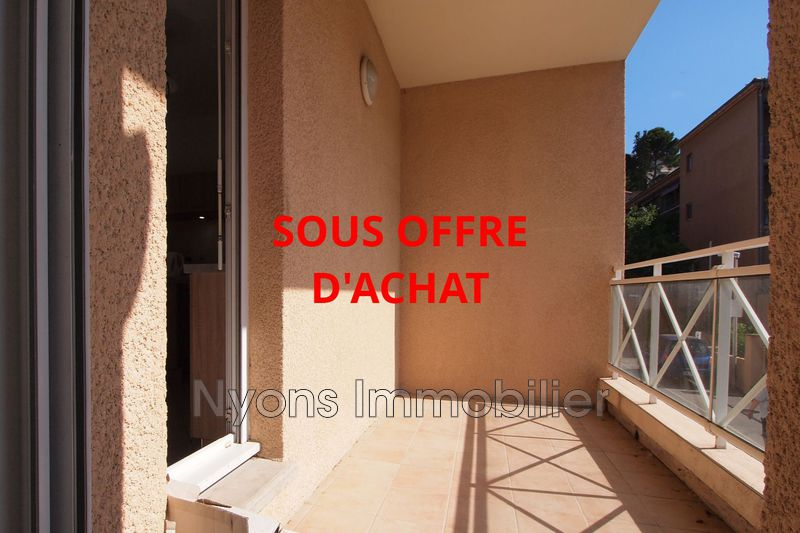 Photo Appartement Nyons   achat appartement  3 pièces   74 m²