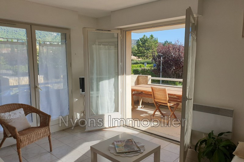 Photo Apartment Nyons   to buy apartment  2 rooms   51 m²