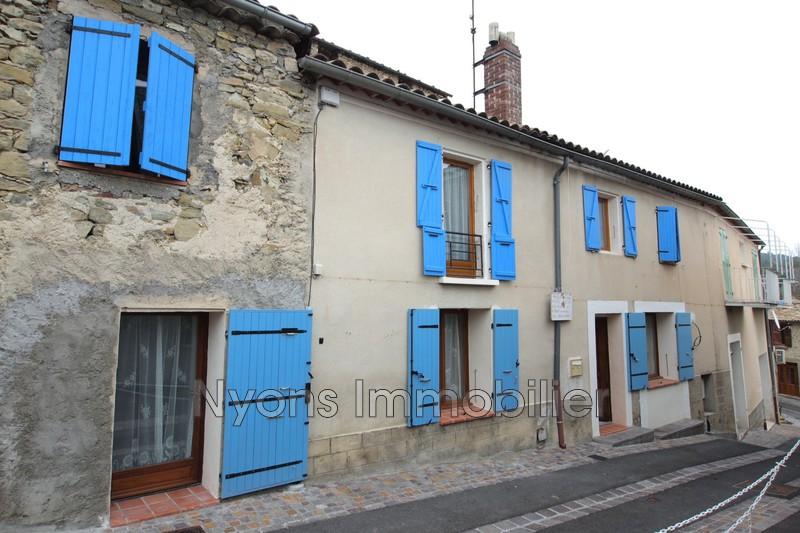 Photo Appartement Rosans   achat appartement  4 pièces   56m²