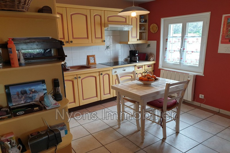 Photo n°2 - Vente appartement Nyons 26110 - 160 000 €