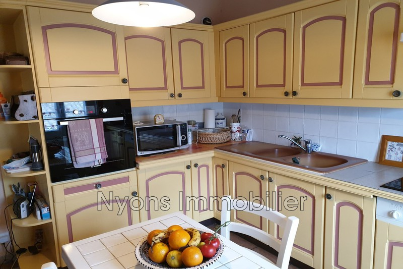 Photo n°7 - Vente appartement Nyons 26110 - 160 000 €