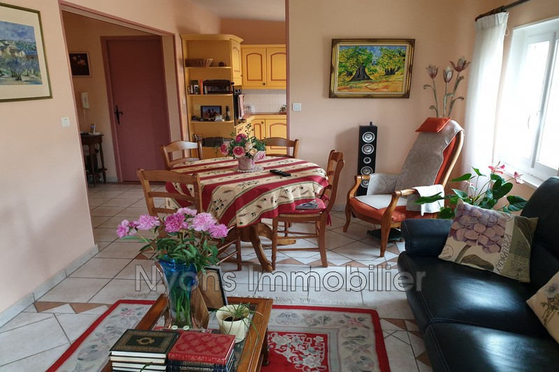 Photo n°8 - Vente appartement Nyons 26110 - 160 000 €