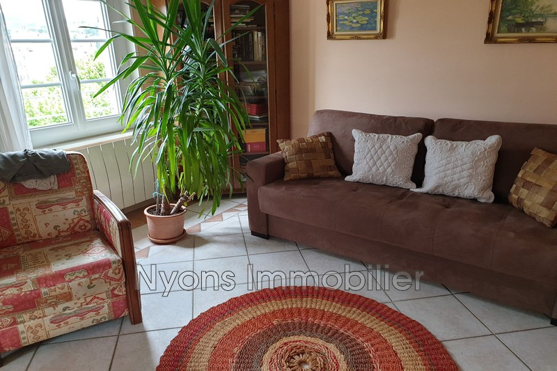 Photo n°4 - Vente appartement Nyons 26110 - 160 000 €