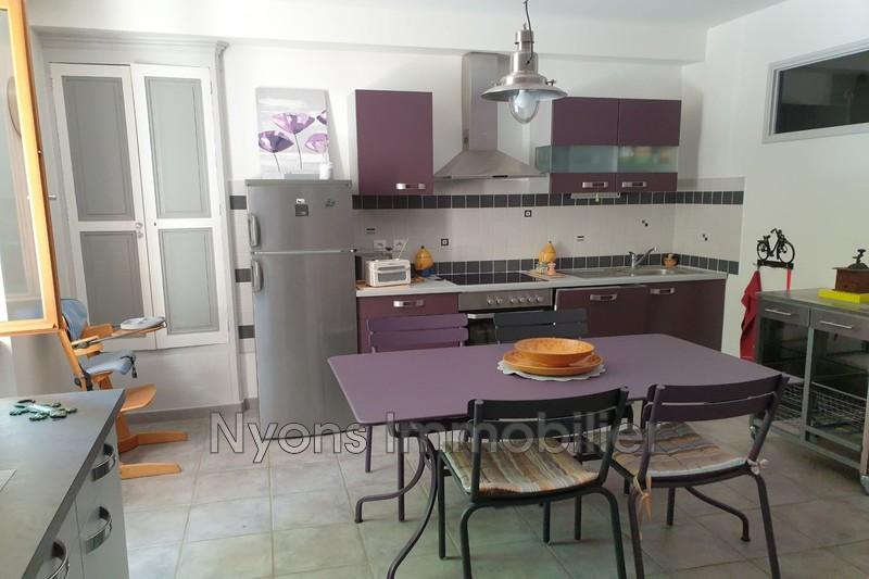 Photo Appartement Buis-les-Baronnies   achat appartement  3 pièces   64m²