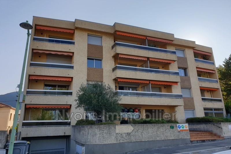 Photo Appartement Nyons   achat appartement  2 pièces   57m²