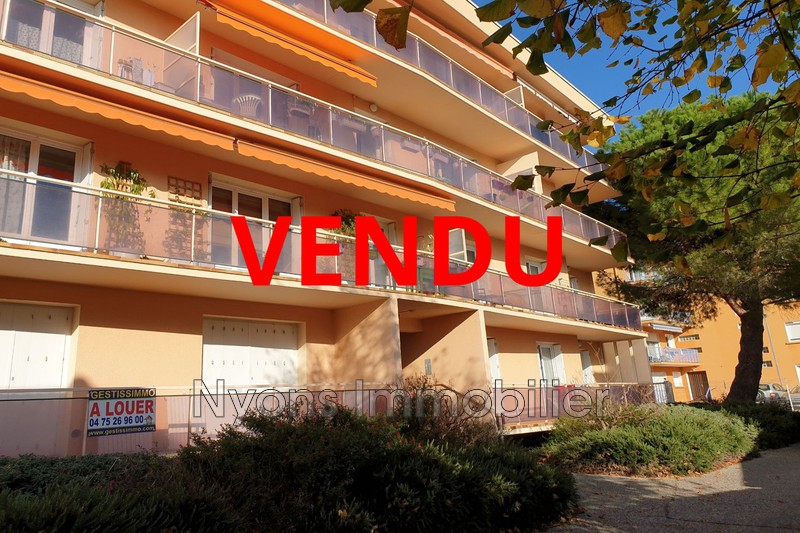 Photo Apartment Nyons   to buy apartment  3 rooms   90m²