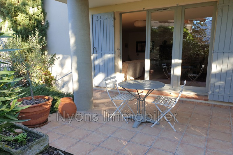 Photo Apartment Nyons   to buy apartment  3 rooms   87 m²