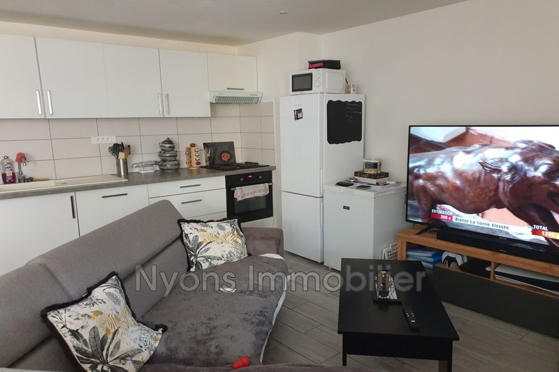 Photo Apartment Nyons   to buy apartment  2 rooms   45 m²