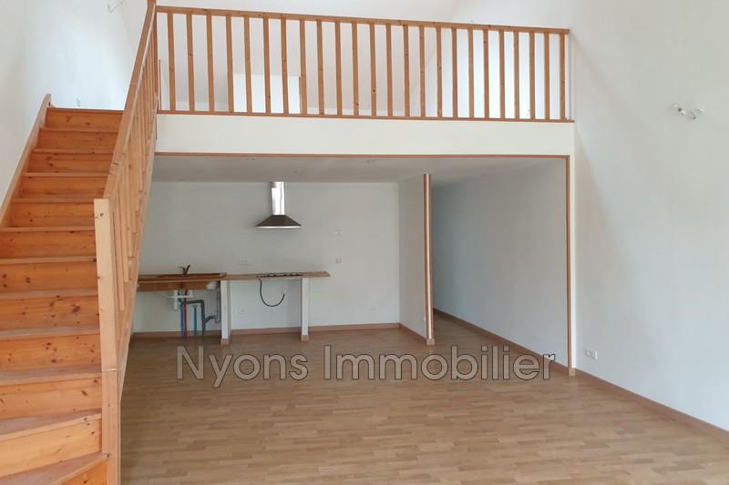Photo Appartement Nyons   achat appartement  4 pièces   99m²