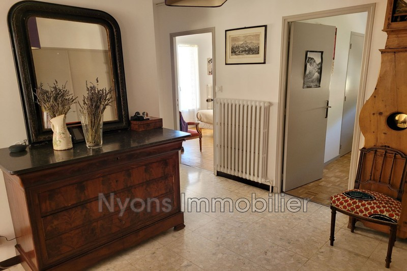 Photo Apartment Nyons   to buy apartment  3 rooms   76m²