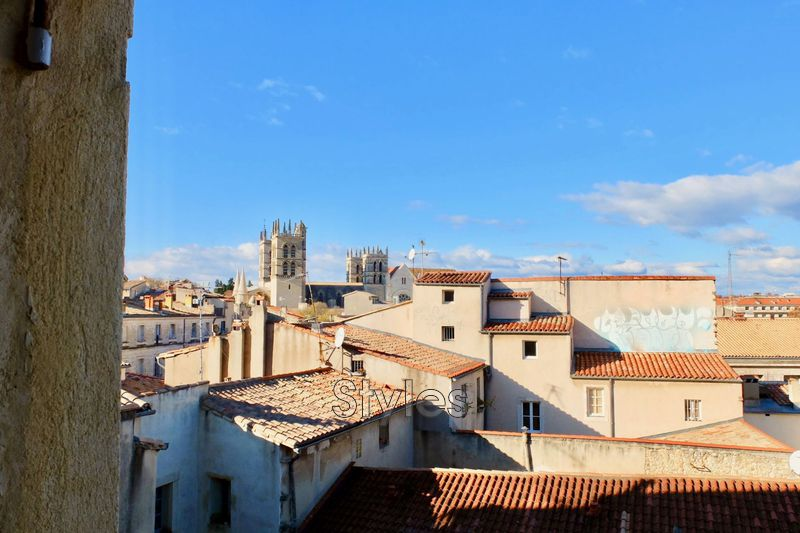 Photo Apartment Montpellier  Rentals apartment  2 rooms   34 m²