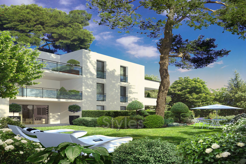 Photo Appartement Montpellier   achat appartement  3 pièces   60m²