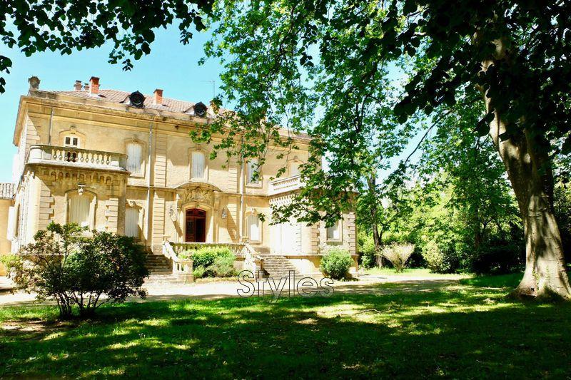 Photo Château Uzès   achat château  16 chambres   1000m²