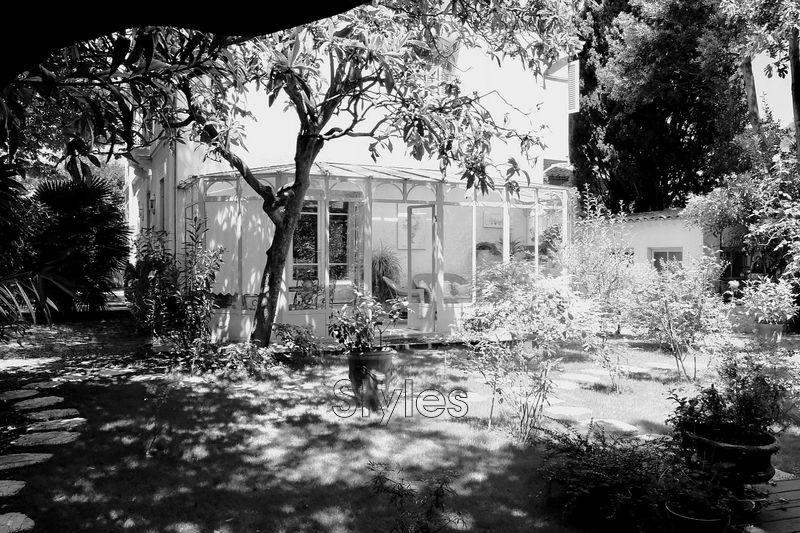 Photo Maison de maître Montpellier   achat maison de maître  4 chambres   212m²