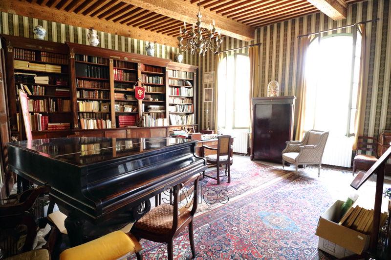 Photo n°8 - Vente Maison hôtel particulier Uzès 30700 - 2 195 000 €