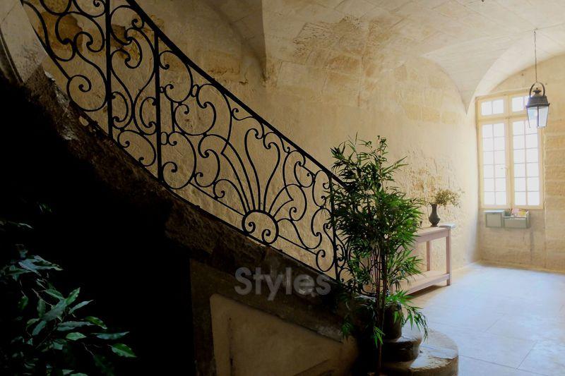 Photo Hôtel particulier Uzès   achat hôtel particulier  6 chambres   1000m²